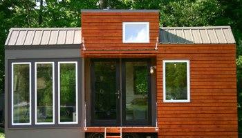 The Alpha Tiny Home Tiny House Design