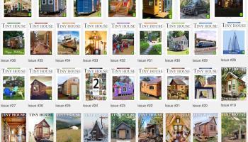 A Peek Inside Tiny House Magazine 41 Tiny House Design