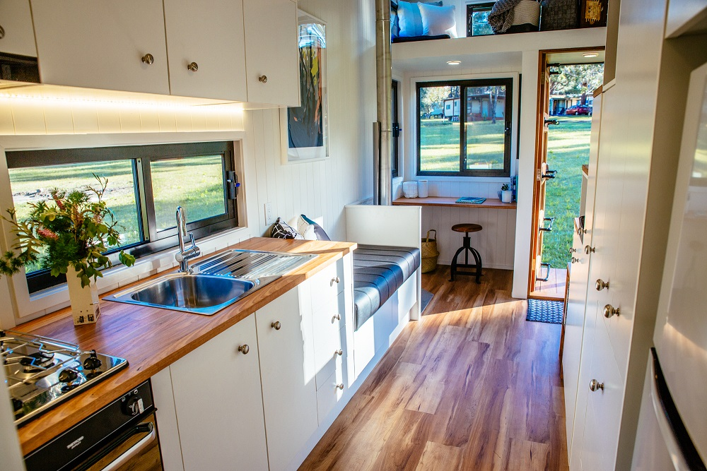 Aussie Tiny House - An Early Entry To The Tiny House Of The Year