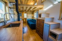Tiny House Interior. Great Interior Design Tiny House ...