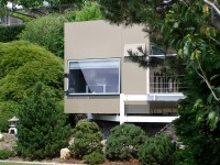Modern Japanese Inspired Tiny Cube House