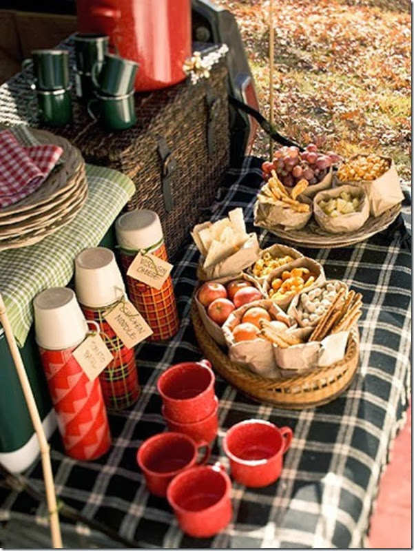 Fall Wallpaper Pintrest 10 Dreamy Picnic Set Ups Tinyme Blog