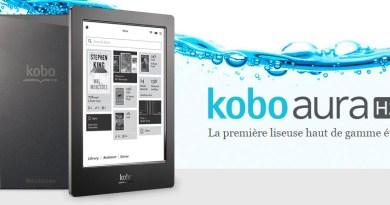 kobo aura H20 01