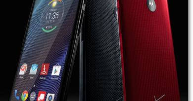 motorola droid turbo home