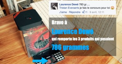 concours avril gagnant