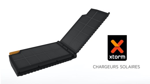 Evoke Solar Charger – Xtorm dévoile son chargeur solaire ultra puissant