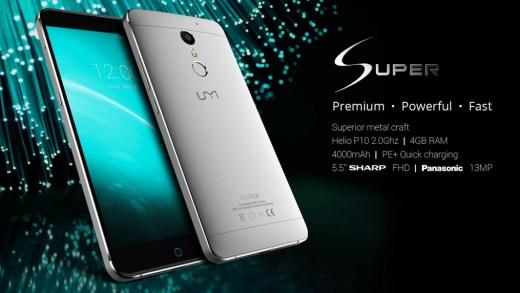 Le UMI Super à 159€ (5.5 pouces, 4Go RAM, 32GB)