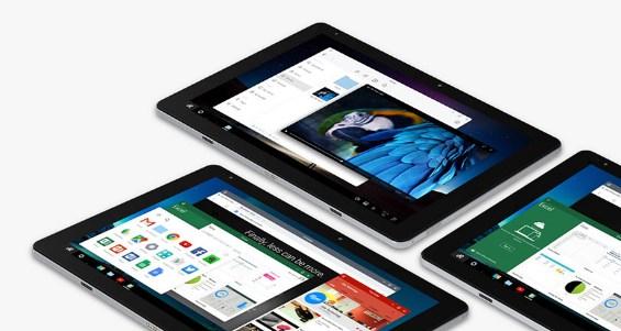 CHUWI Vi10 PLUS sous REMIX OS – Une tablette aux airs de Pixel C