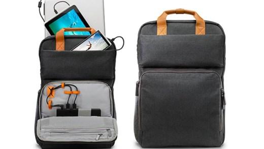 HP Powerup Backpack – Le sac à dos batterie … ou l'inverse.