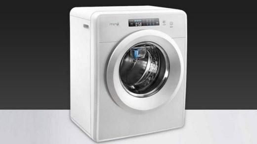 XIAOMI lance sa machine à laver connectée !