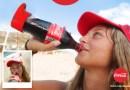 Original : Coca-Cola Israël a lancé une «selfie-bottle» cet été