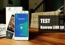 TEST – Konrow Link50 – Un smartphone français low-cost bien construit