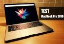 Test express : Le MacBook Pro 2016 est entre nos mains !