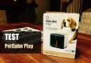 TEST – PETCUBE PLAY – La caméra pour jouer à distance avec le chat