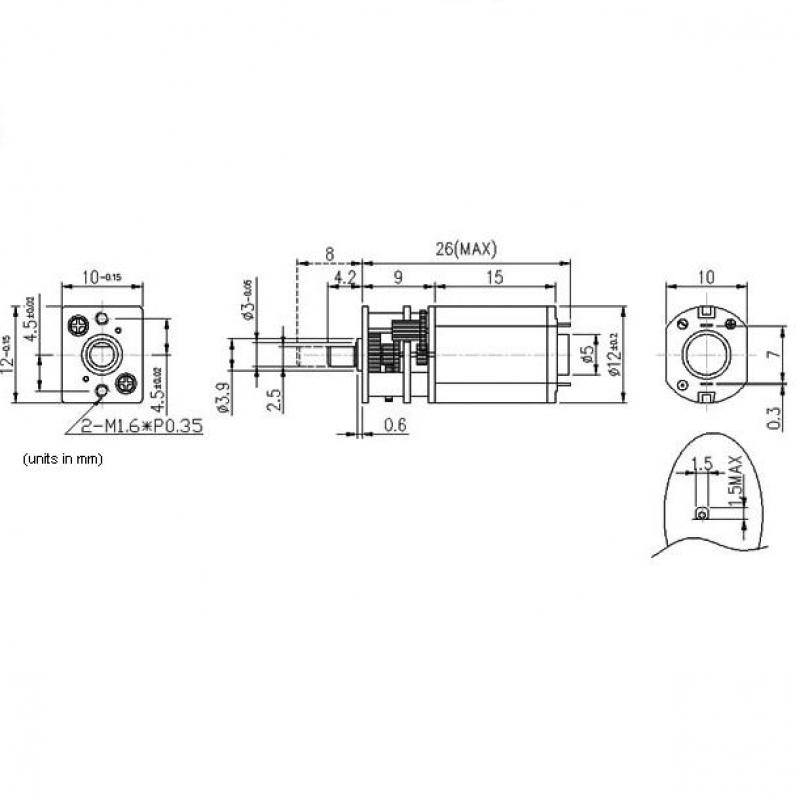 extended temperature oscillators