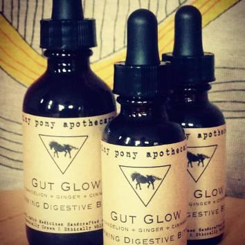 + Glow Warming Digestive Formula +