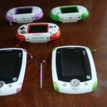 LeapPads ad Leapsters for sale