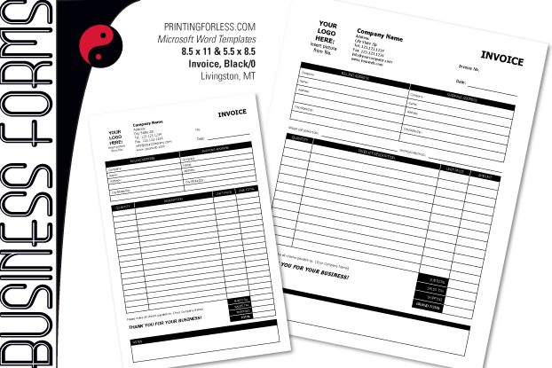 TinyTee Graphics \u2022 Teena Hagan » 2009 » September - business forms templates