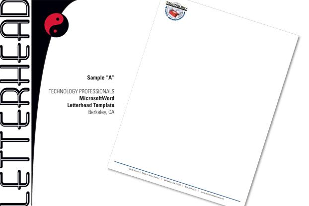 TinyTee Graphics u2022 Teena Hagan » Technology Professionals - personal letterhead template