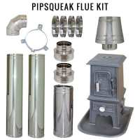 "3"" FLUE PARTS 
