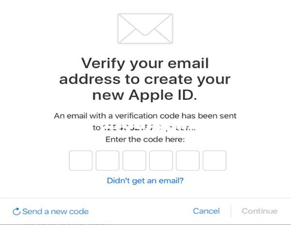 How to Create New Apple ID on iPhone or iPad