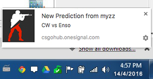 Google-Now-notification-in-Chrome