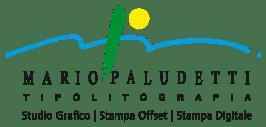 Tipolitografia Mario Paludetti logo