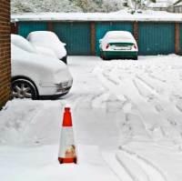 Garage im Winter trocken halten und hohe Feuchtigkeit ...