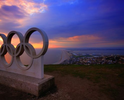Write Paragraph The Olympic Games