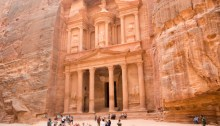 """Treasury"" in Petra Jordan"