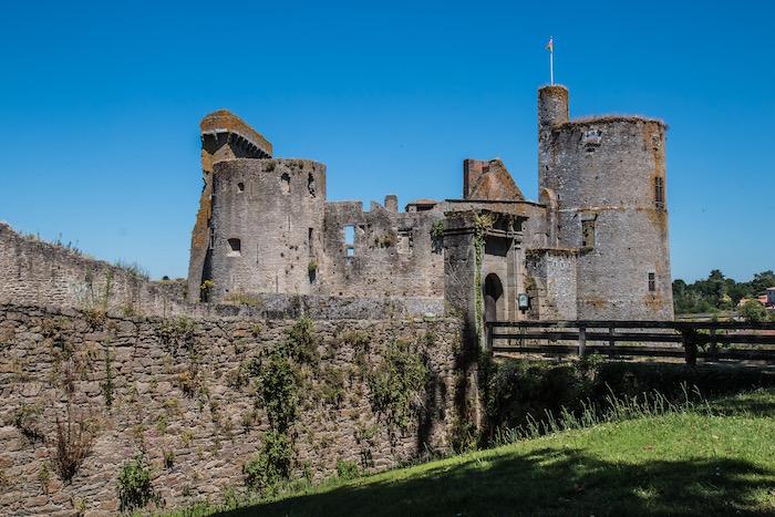 Clisson France  City pictures : Chateau de Clisson France