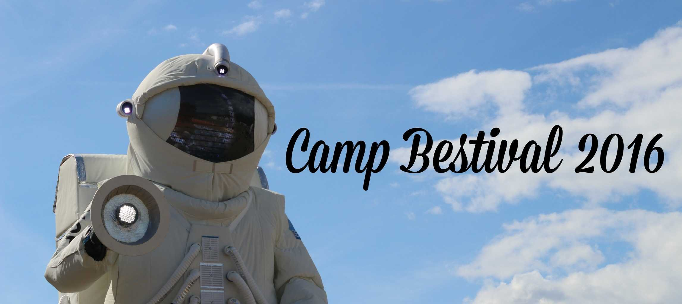 Wonderful  Camp Bestivals Greatest Adventure Yet Grab Your Outer Space Early