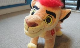 The Lion Guard – Leap 'N Roar Kion