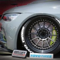 SUPER STRETCHED  Toyo Tires Proxes | TIRE STICKERS .COM
