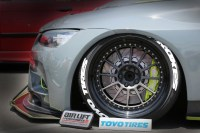 Toyo Tires Proxes  Stretched Tire Lettering | TIRE STICKERS