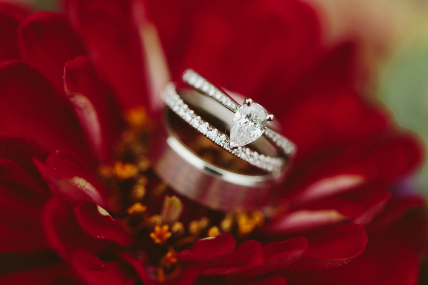 Brittany + Ben | 20th Century Theatre Wedding - Tire Swing Photography