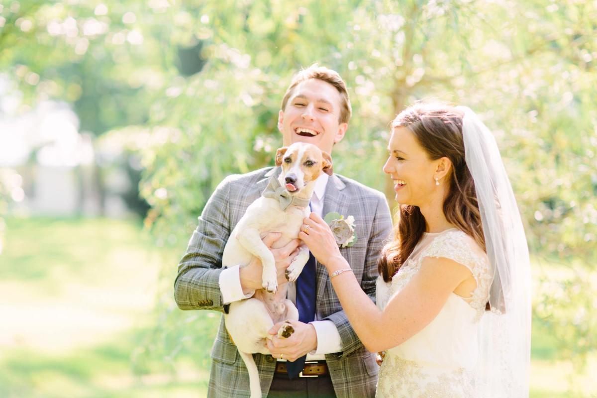 Ellen + David | Benham's Grove Wedding Photography