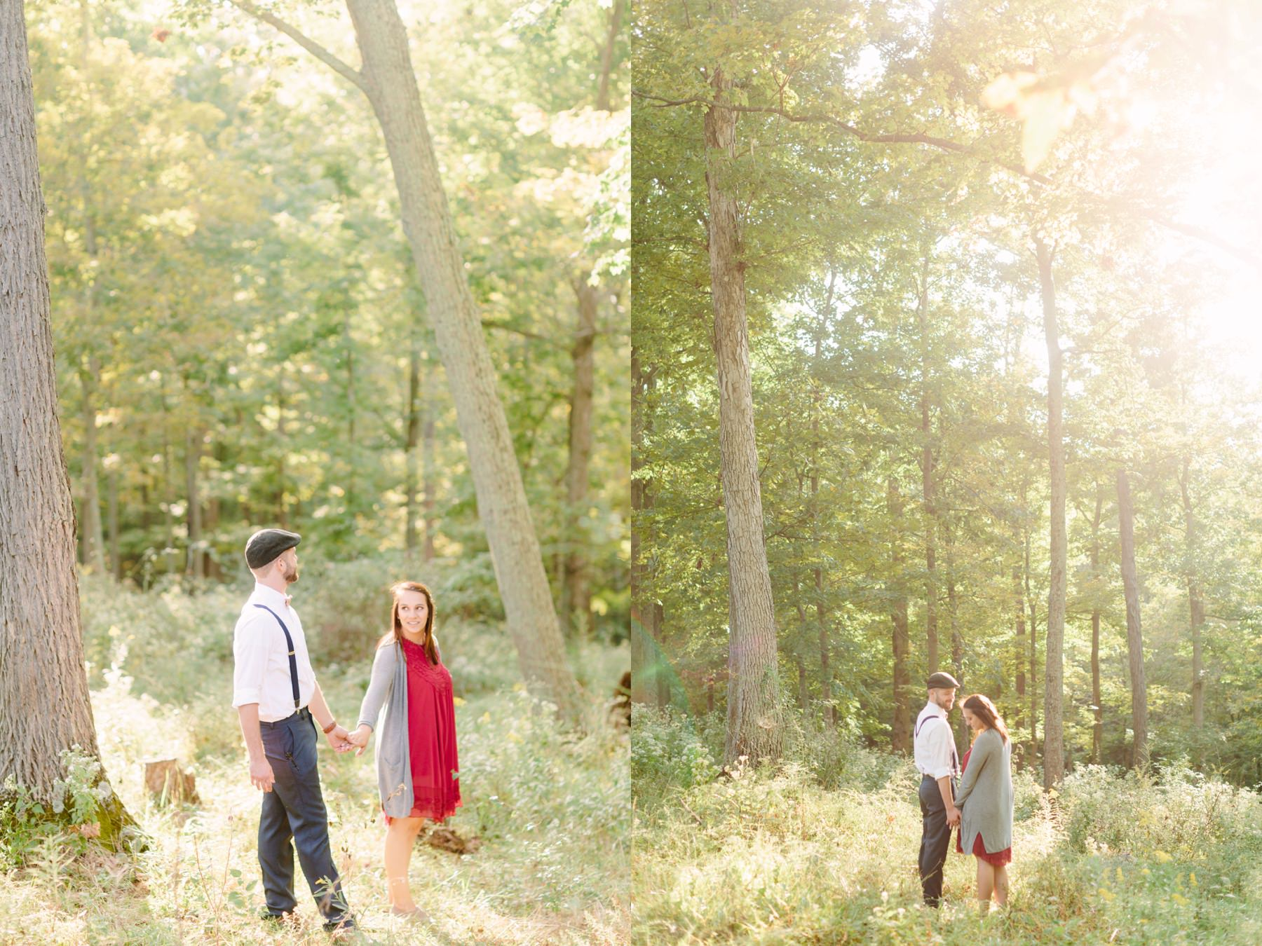 Tire Swing Photography | Kentucky Farm Engagement Session_0001