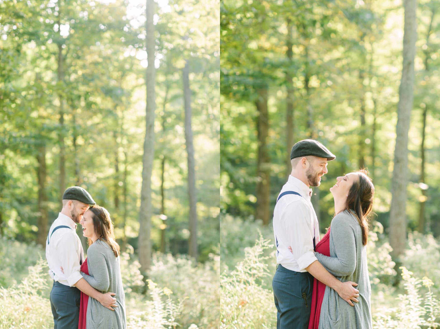Tire Swing Photography | Kentucky Farm Engagement Session_0002