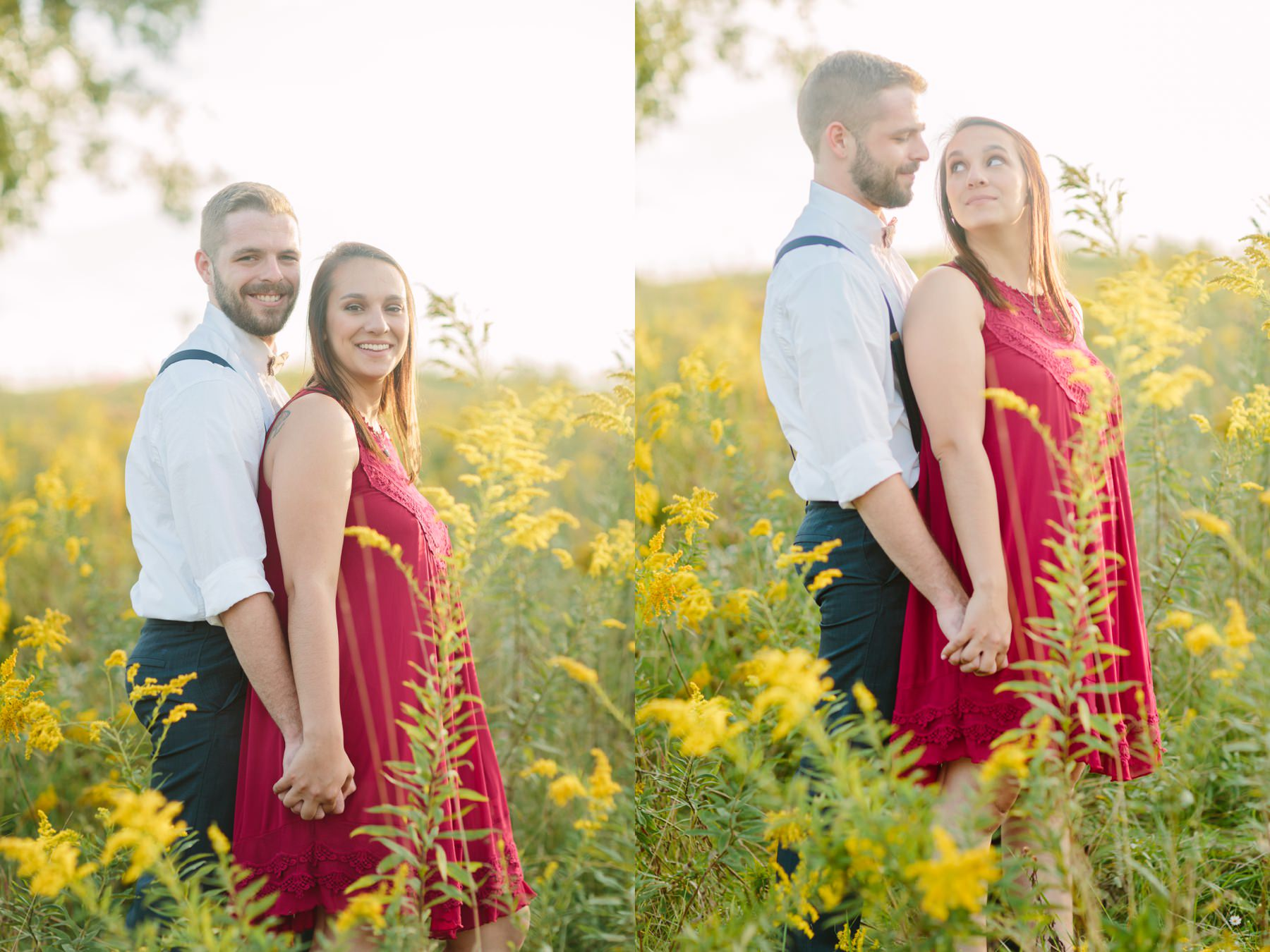 Tire Swing Photography | Kentucky Farm Engagement Session_0004