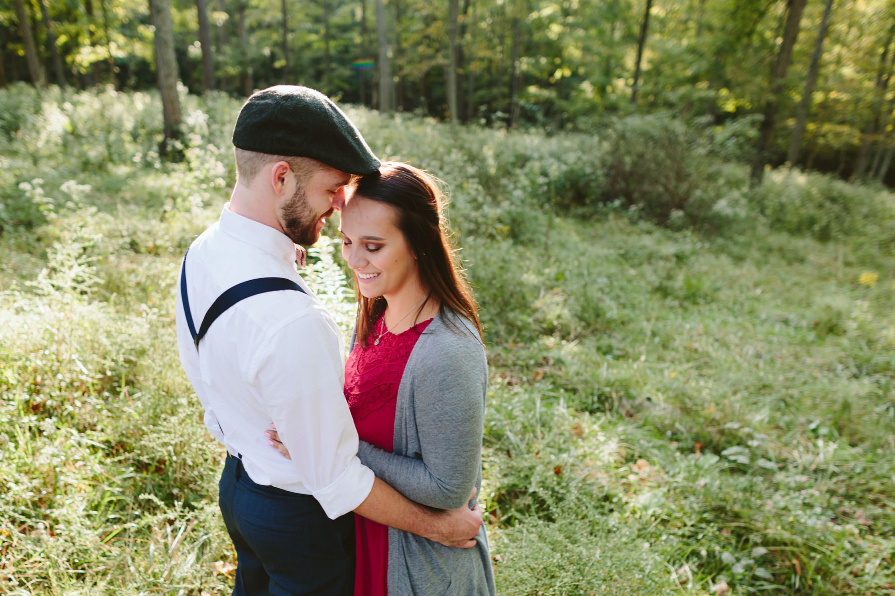 Tire Swing Photography | Kentucky Farm Engagement Session_0023
