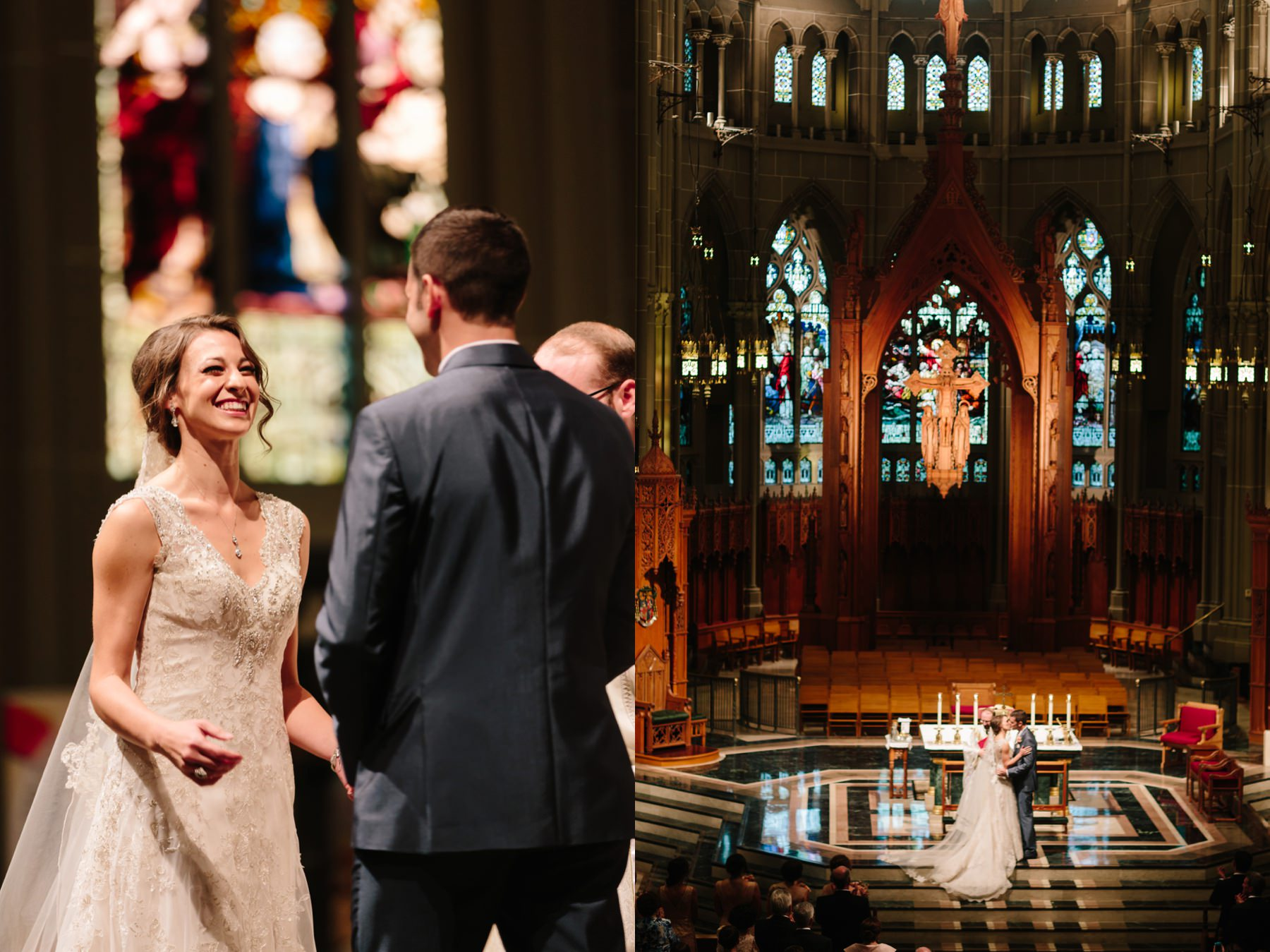Tire Swing Photography | St. Mary's Cathedral Basilica of the Assumption | Downtown Cincinnati Wedding Photographers_0052