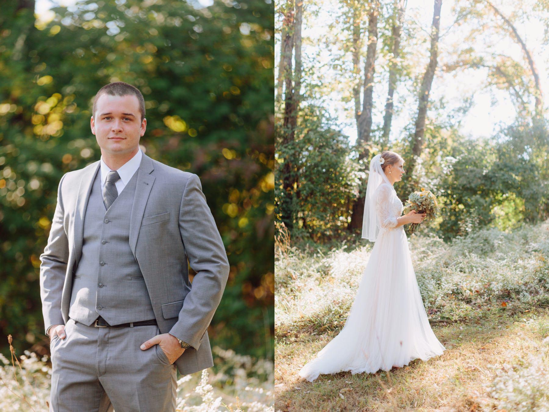 Tire Swing Photography | Northern Kentucky Fall Wedding_0011