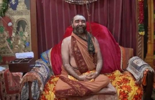 His Holiness Sri Sankara Vijayendra Saraswathi