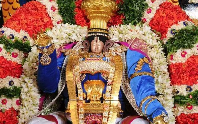 Holy Lord Sri Venkateswara