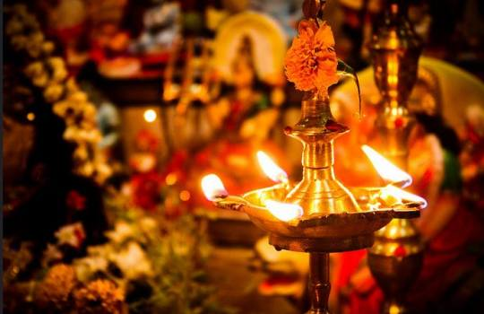 Oil Lamps - The Beginning