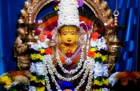 Goddess Kanaka Durga