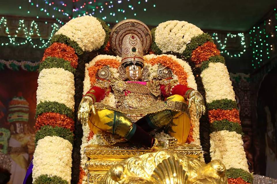 Sri Venkateswara Swamy Hd Wallpapers Simha Vahanam Tirumalesa