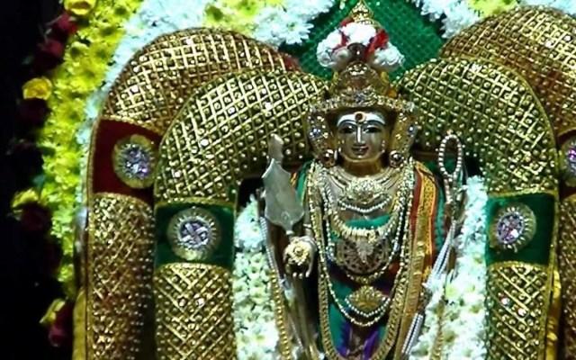Goddess Sri Raja Rajeswari
