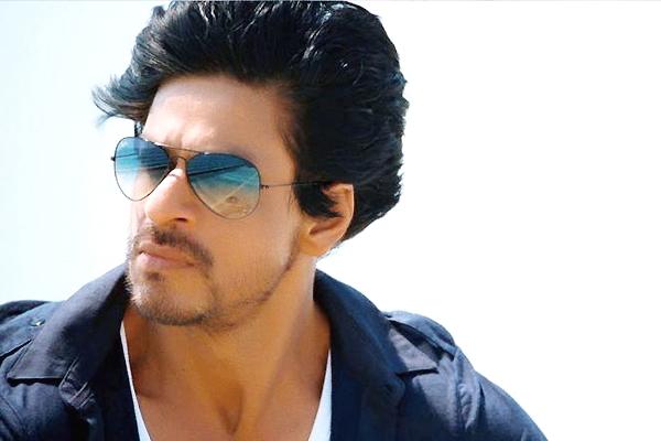 Sharukh Khan In Raees Movie